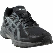 best service 2e98d 0402d ASICS GEL-Venture 6 Trail Running Shoes - Black - Mens