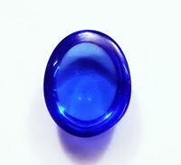 Loose Gemstone Blue Sapphire (Che-tan) 43.56 Ct Oval Shape ...