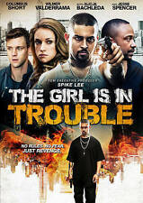 The Girl Is in Trouble (DVD, 2015) FAST SHIPPING!
