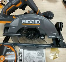 NEW RIDGID 18V GEN5X CORDLESS LITHIUM 7-1/4 INCH CORDLESS CIRCULAR SAW R8652 NEW