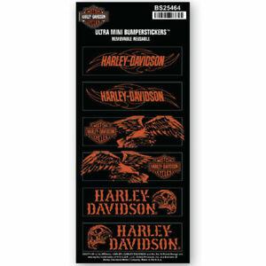 Harley-Davidson Pegatina / Mini Pegatina Parachoque BS25464