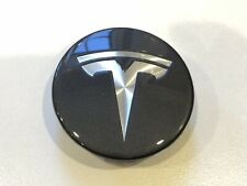 2012-2019 New Tesla Model S, X & 3 Grey OEM Wheel Center Cap Cover 6005879-00-A
