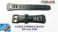 VINTAGE CASIO ORIGINAL STRAP/BAND BP-100 NOS