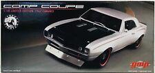 1:18 GMP 1967 CAMARO COMP COUPE.  LIMITED EDITION Brand New.