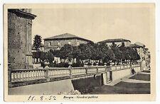 Borgia - viaggiata per S.Giovanni in Fiore nel 1952 - 2250  E -