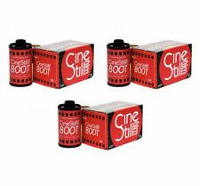 3 R Cinestill 800T Tungsten 35mm - 3 Rolls of 36 Exposures - Expiration: 2023