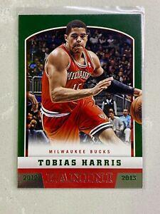 2012-13 Panini Basketball Tobias Harris Rookie #289 Bucks 76ers RC