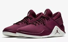 Men,s Jordan Flight Fresh Prem Basketball Shoes SZ 11-Bordeaux/Sail-AH6462 625