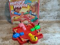 Vintage Hungry Hippos BIG BOX Board Game (but no balls!)