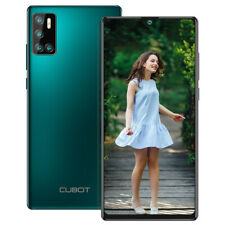 6.2 Zoll Cubot P40 Android 10.0 Handy RAM 4GB+128GB NFC 20MP Smartphone Face ID