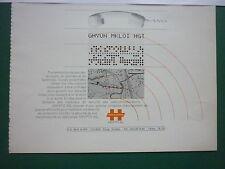 2/1979 PUB HAGELIN CRYPTOS CRYPTO AG ZUG CRYPTAGE TRANSMISSIONS RADIO FRENCH AD