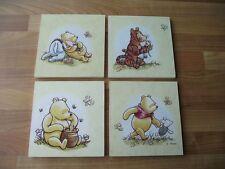 Classic Pooh e gli amici a Muro Art Placche/Immagini Set-Spedizione gratuita