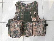 Jungle Digital Combat Tactical Soft Bullet proof vest IIIA NIJ0101.06