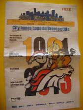 MILE HIGH TIMES ~ Feb 2014 Colorado's MARIJUANA Laws,Denver Broncos,Ganja Review