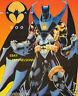 BATMAN 500 POSTER DC COMICS 1993 BRUCE WAYNE DETECTIVE SIGNAL JUSTICE LEAGUE JLA