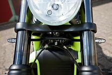 "Rick`s Harley-Davidson Blinkerhalter vorne für Sportster ""48""        50-400034-0"