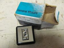 NEW GM OEM Power Window Switch 86 87 88 89 Pontiac Grand Am 20530754 1989 1988