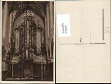 359638,Netherlands Haarlem Orgel Groote Kerk Kirche Innenansicht