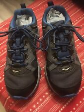 Saucony Trainers Water Resistant Uk Size 2 Kids, Peregrine Shield Trail Off Road
