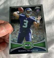 2012 TOPPS CHROME RUSSELL WILSON ROOKIE #40 FANS IN BACKGROUND SEAHAWKS RC PSA ?