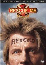 Rescue Me Complete Sixth Season Fin 0043396352001 DVD Region 1