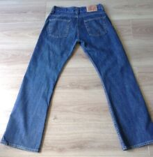 LEVI'S 512 BOOTCUT JEANS SIZE 31 X 31 RED TAB SEE DESCRIPTION VGC