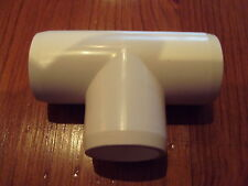 furniture grade PVC T piece way 1/2 inch fittings 4 in pack