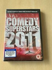 COMEDY SUPERSTARS 2011 - DVD - (NEW & SEALED)
