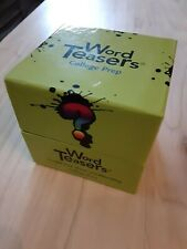 """""""Word Teasers"""" Flash Cards Sat College Prep Game Box Set Good Condition"""