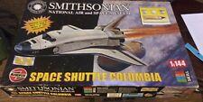 Airfix Modle Columbia Shuttle