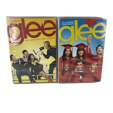 Glee The Complete First and Third Seasons New In Package Lot of 2