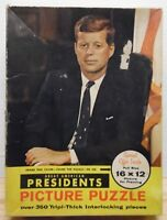 John F Kennedy Great American Presidents Tuco Picture Puzzle 122117DBT