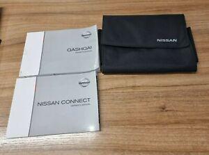 Nissan Qashqai & Qashqai +2 Handbook Manual Book Pack 2009-2015