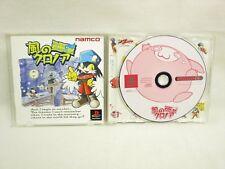 KAZE NO KLONOA Door to Phantomile PS1 Playstation Japan Game p1
