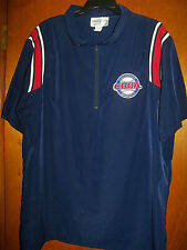 College Baseball Umpires Association Lightweight Baseball Jersey Jacket NICE!