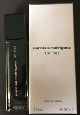 For Her by Narciso Rodriguez Eau de Toilette 1 oz 30ml Spray for Women