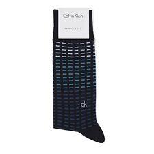 Calvin Klein Dash Print Socks - Navy - 2 Pairs - UK 6.5-11/EU 40-46 - RRP £24