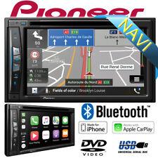 Pioneer AVIC-Z620BT  RADIO Navigation Bluetooth DVD Apple CarPlay Autoradio NAVI