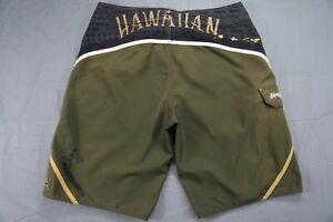 Quiksilver Eddie Aikau Big Wave Invitational Board Shorts, Boardies. 34, GUC!!