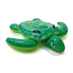 Bouée tortue gonflable pneumatique 150x127 cm achat/vente jeux d'eau neuf