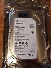 """Seagate BARRACUDA 7200.14 500 GB, Interno, 7200 RPM, 8.89 cm (3.5"""") (ST500DM002) D."""