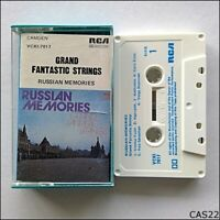 Russian Memories - Grand Fantastic Strings Tape Cassette (C22)