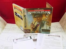 """C64:  Sherlock Holmes in """"Another Bow"""" - Electronic Arts 1989"""