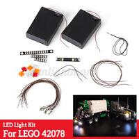 1XLED Licht String Kit Für Lego 42078 Technic Series das For Mack Anthem Truck