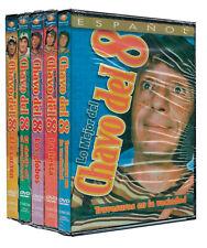 Lo Mejor del El Chavo del 8 5-Pack DVD New