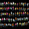 100 Figuren Reisende Figuren im Maßstab N 1:160 N Spur Eisenbahn Spur N Figuren