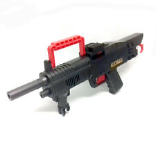 Vintage 80's Cult Rambo M60 TOY Machine Gun By Arco toys INCOMPLETE, Stallone