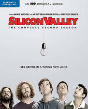(Item #5-HO) SILICON VALLEY Second Season Brand New Blu-Ray Set FREE SHIPPING