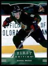 2002-03 In The Game First Edition Daniel Briere #064