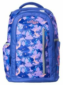 Smiggle Seek Quest Unicorn Backpack School / Travel  / Sports Bag